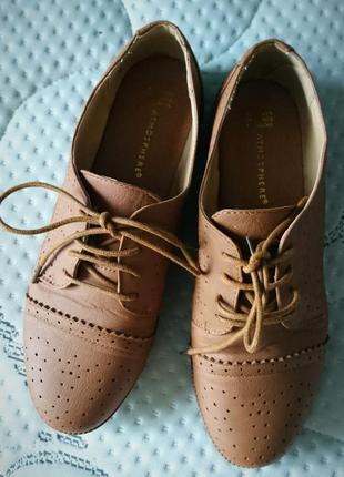 Туфли оксфорды, 40