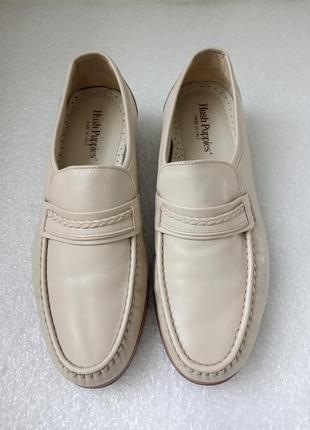 Кожаные туфли мужские размер 42