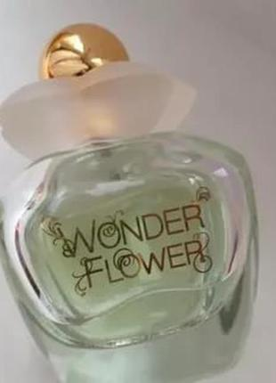 Туалетная вода wonder flower