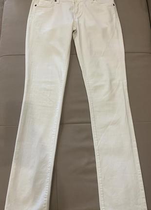 Белые джинсы citizes of humanity