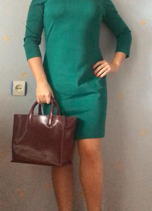 Элегантное платье - футляр