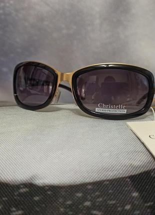 Женские солнцезащитные очки жіночі сонцезахисні окуляри новые. черные. в наличии огромный выбор
