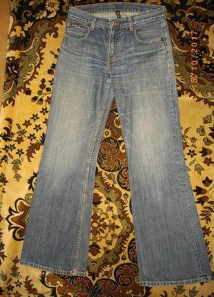 Джинсы женские клеш cars jeans