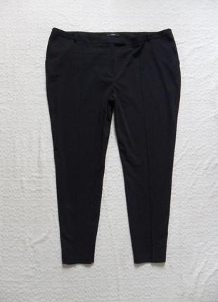 Боталы большие черные брюки штаны george , 24 размерa.