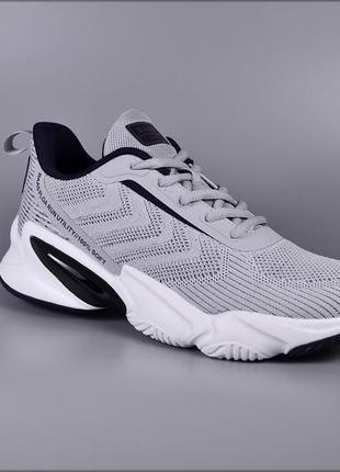 Мужские кроссовки gray boost