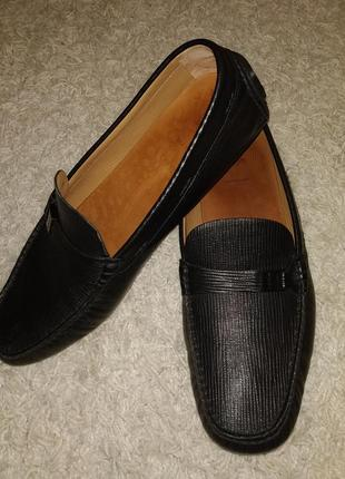 Чоловічі туфлі hugo boss