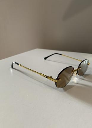 Окуляри сонцезахисні жовті2 фото