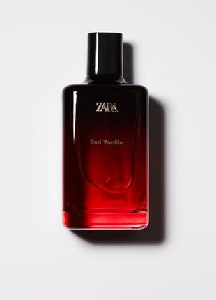 Шикарный аромат zara red vanilla