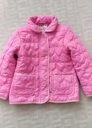 Курточка y.d.на девочку 3-4 года.