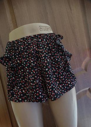 Пижамные шорты h&m шортики для дома и отдыха