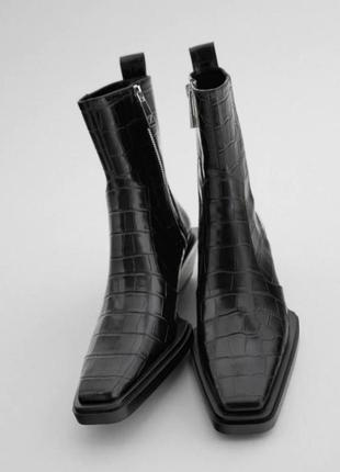 Ботинки zara 38