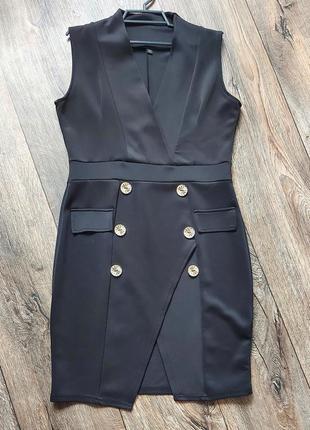 Платье, шикарное платье без рукавов