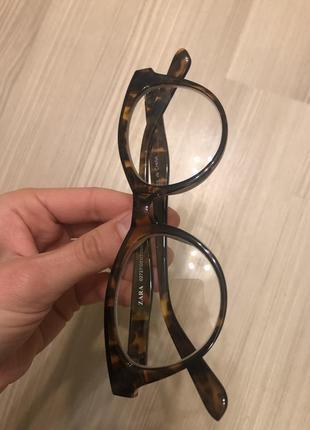 Іміджеві окуляри zara4 фото