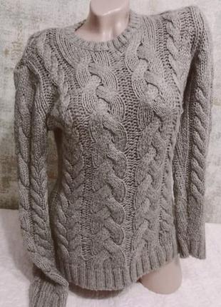 Очень классный вязанный турецкий свитер