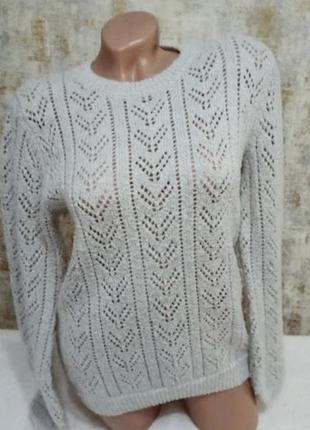 Очень классный вязаный свитерок