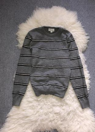 Шерстяной свитер кофта джемпер оригинал lacoste шерсть