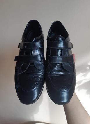 Кожаные туфли carlo pazolini 44 р стелька 29 см