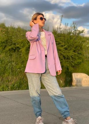 Трендовый пиджак женский