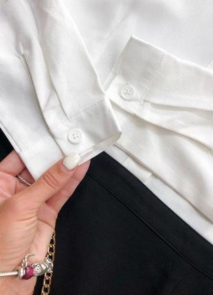 Платье с отрезной талией в стиле suit с рубашечным верхом missguided6 фото