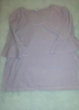 Рубашка blue motion 40-42 рр