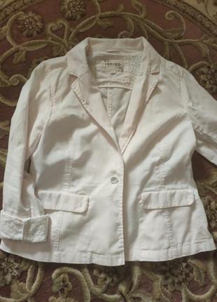 Пиджак льняной marks spenser 14
