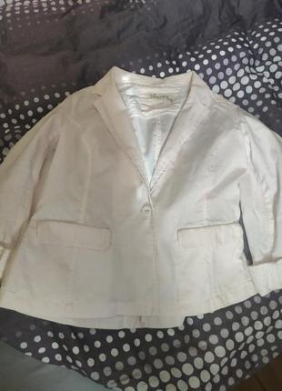 Пиджак льняной marks spenser 143 фото