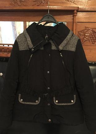 Брендовая куртка на синтепоне