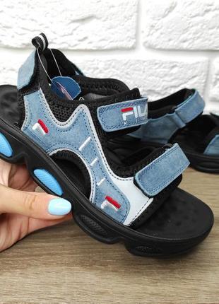 Стильні сандалі для хлопчиків