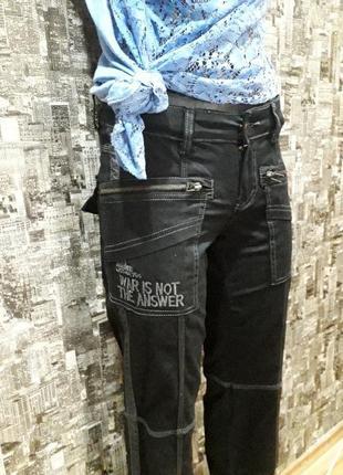 Коттоновые джинсы  от турецкого .бренда