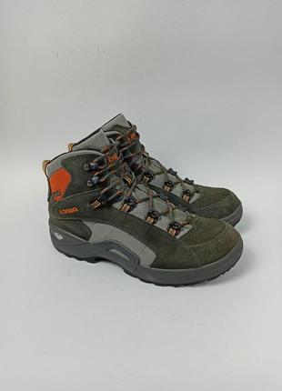 Трекинговые ботинки lowa kody gore-tex размер 39 (25,5 см.)