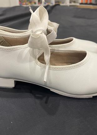 Туфли для танцев чечетки степовки capezio7 фото