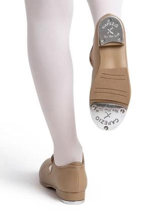 Туфли для танцев чечетки степовки capezio9 фото