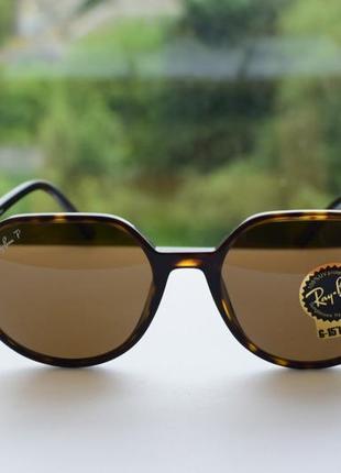 Солнцезащитные очки, окуляри ray-ban 2195, оригинал.3 фото
