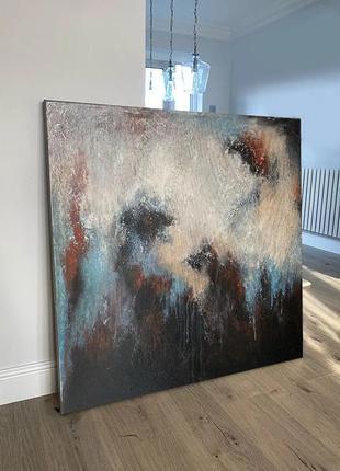Картина для интерьера. живопись. абстракция.