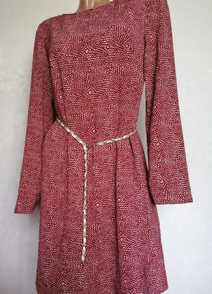 Платье миди.