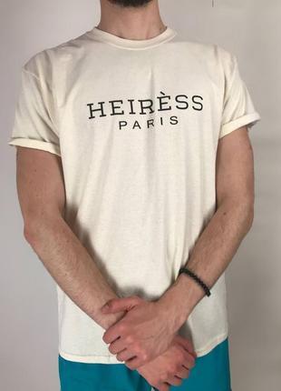 Очень красивая футболка  унисекс от boohoo