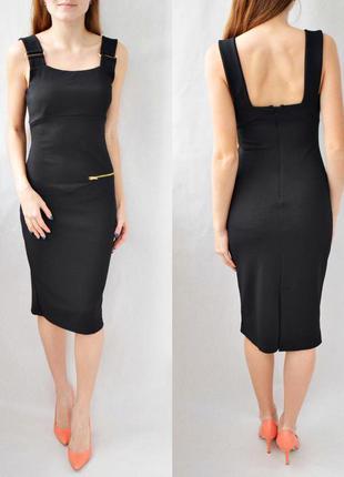 Платье миди miss selfridge классическое(класична сукня)