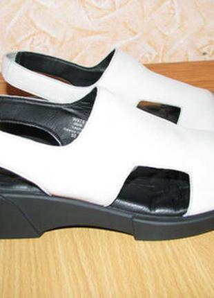 Боссоножки rockport by adidas 35-36 р. кожа 23 см по вс
