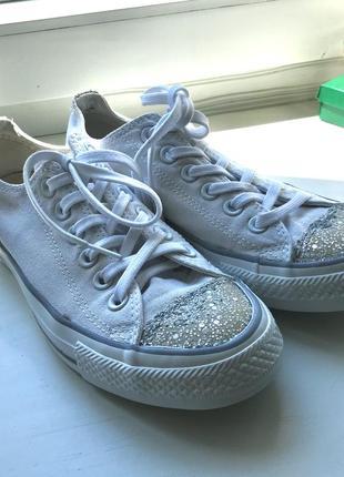 Кеды /спортивная обувь converse