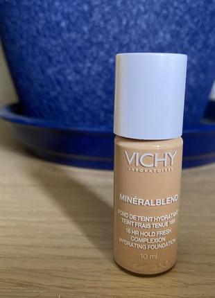 Vichy mineralblend увлажняющий тональный крем gypsum 03