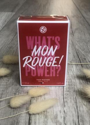"""Парфуми """"mon rouge"""" 🌹💋 ів ив роше"""