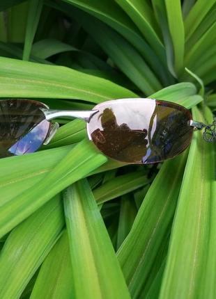Окуляри коричневі мінімал