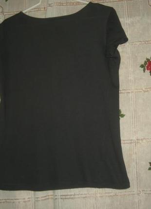 "Супер футболка""denim-co""р.18,100%коттон."