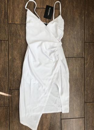 Новое летнее платье с бирками легкое