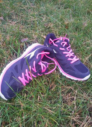 Новые кроссовки diadora 41 р. 7, 5 uk по стельке 25, 7 см