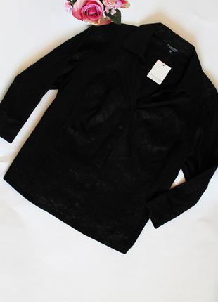 Красивая новая блуза(рубашка) с этикеткой на размер 18-20
