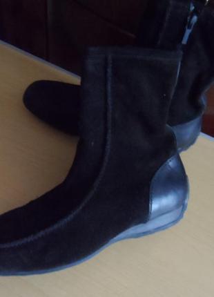 Фирменные деми ботинки geox