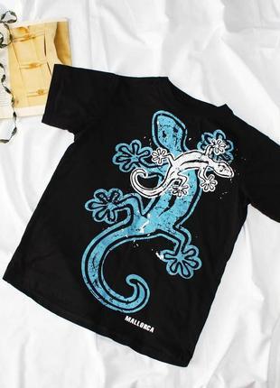 Sale футболка с ящерицей mallorca