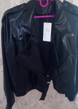 Куртка, эко кожа