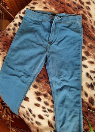 Легкие мягкие джинсы